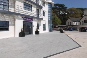 Premier Inn, Exmouth, Devon